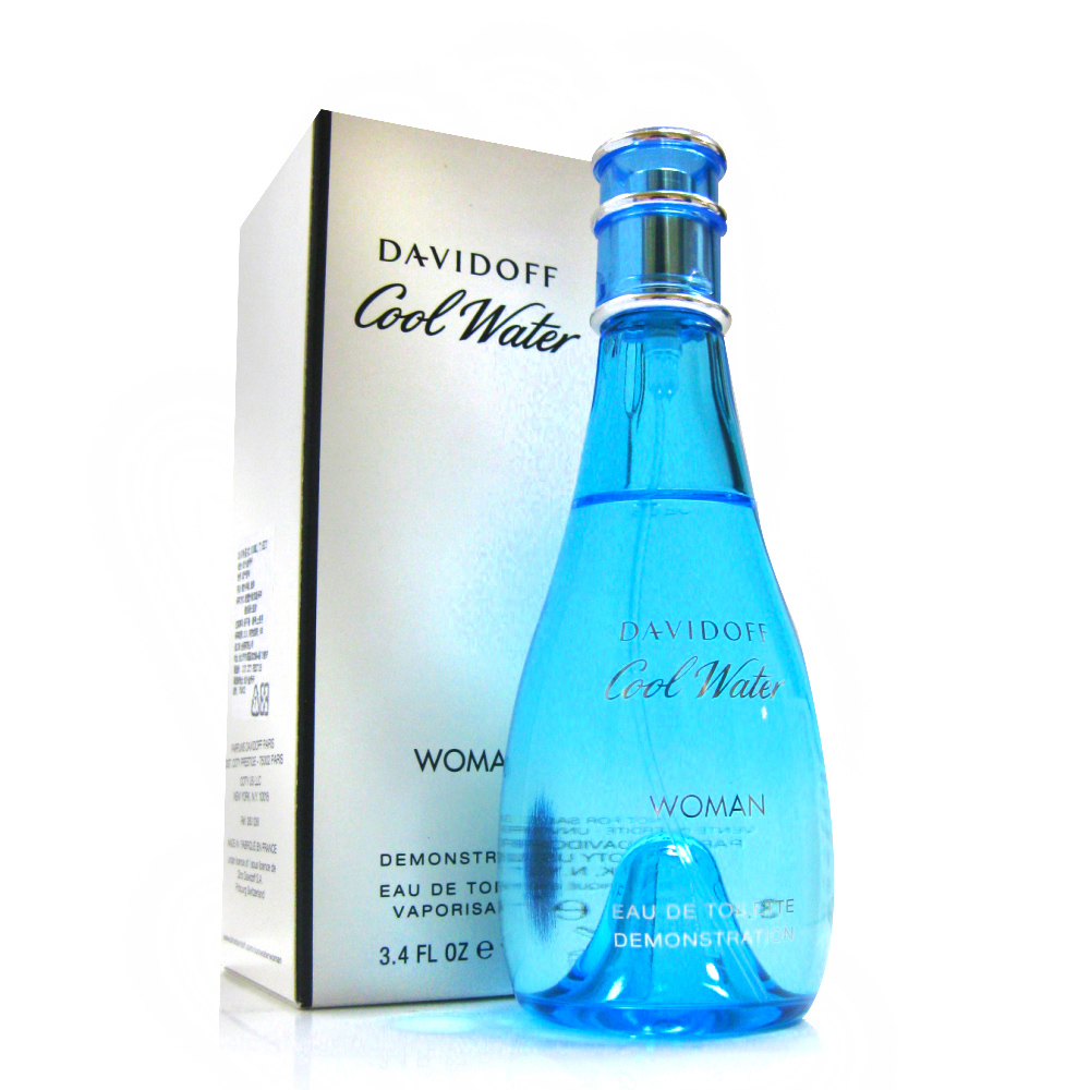 Davidoff Cool Water冷泉女性淡香水100ml (TESTER)