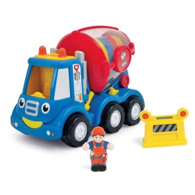 英國【WOW Toys 驚奇玩具】水泥車 麥克