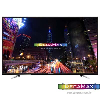 DECAMAX 50吋 LED多媒體液晶顯示器+數位視訊盒 DM-5067