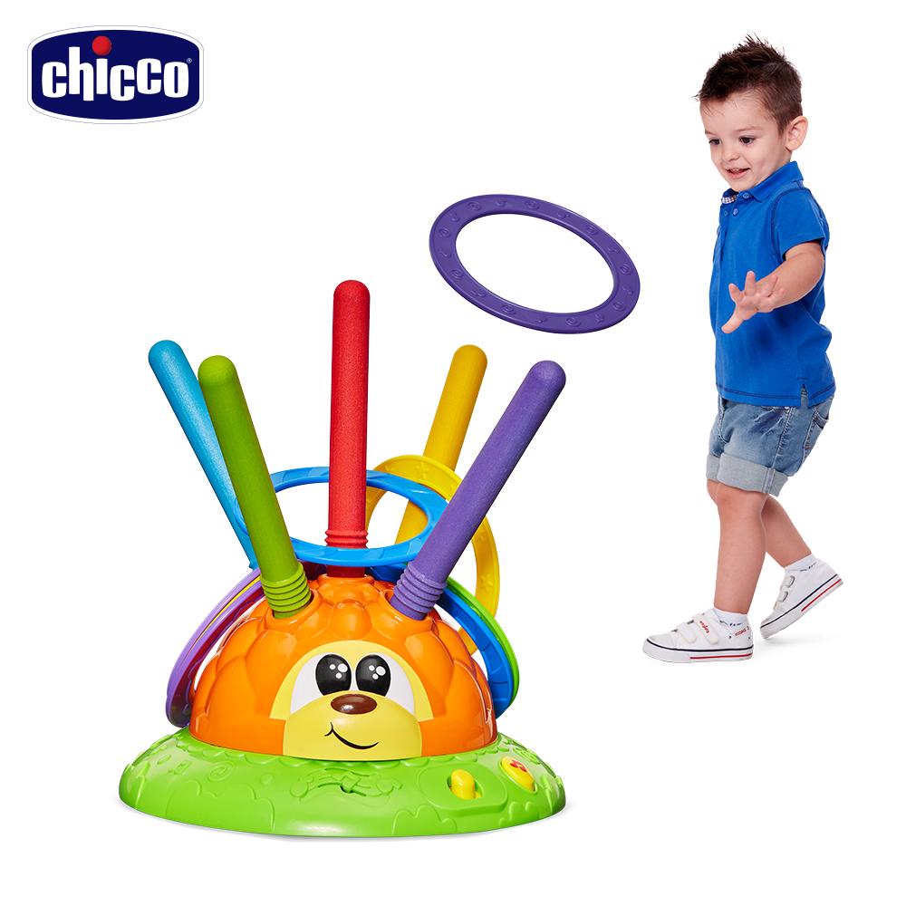 chicco體能運動-旋轉刺蝟套套樂