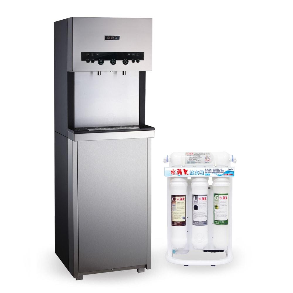 水蘋果 WAQ7-2H 觸控式溫熱雙溫飲水機