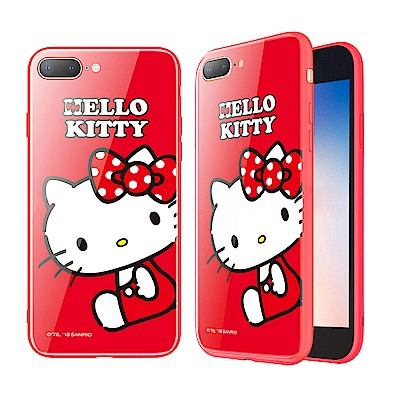 iStyle iPhone 7/8 plus 5.5 Hello Kitty 坐...