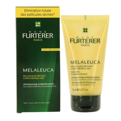 ReneFurterer萊法耶 Melaleuca白千層乾性抗屑髮浴150ml