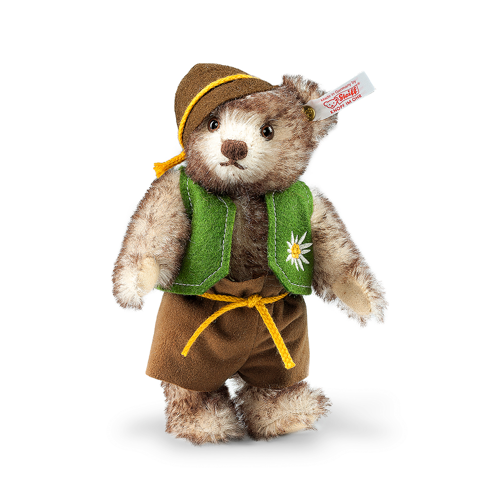 STEIFF德國金耳釦泰迪熊 - Peter Teddy Bear (限量版)