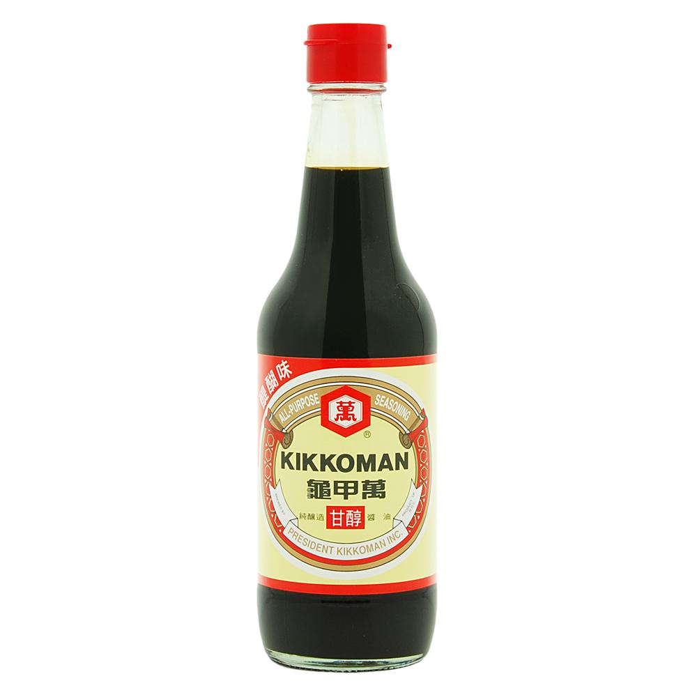 龜甲萬 甘醇醬油(500ml)