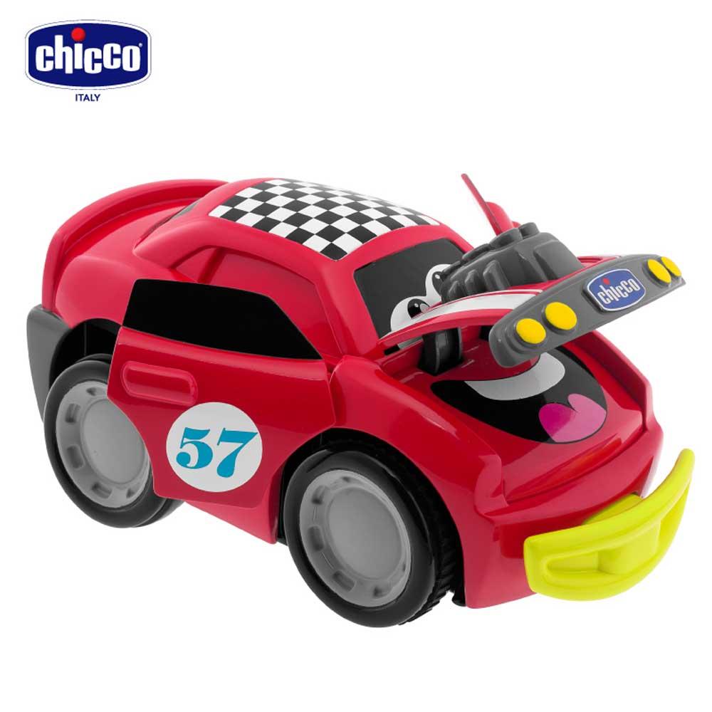 chicco-壓壓樂碰碰賽車-紅