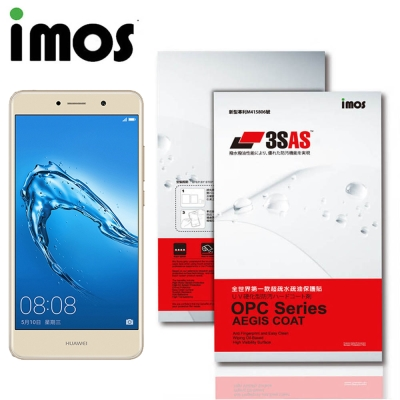 iMos 華為 HUAWEI Y7 3SAS 疏油疏水 螢幕保護貼
