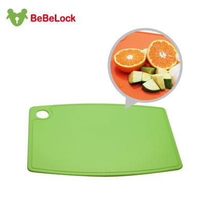 BeBeLock離乳食幼兒砧板(綠)
