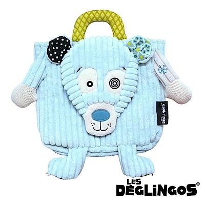 Les Deglingos 立體玩偶背包(兒童背包)-北極熊 (ILLICOS)