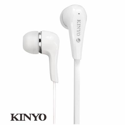 KINYO亮白密閉式耳機EMP65