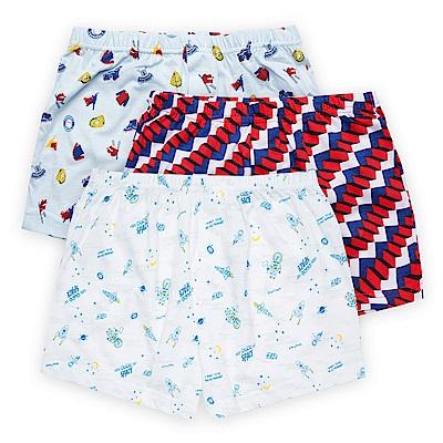 anny pepe 兒童內褲 純棉男童平口褲