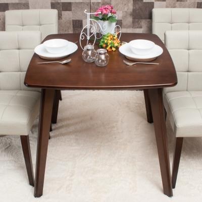 簡約風 喬克餐桌-84x84x75cm