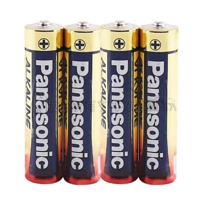 國際牌 Panasonic 新一代大電流鹼性電池 (三號4顆+四號4顆)