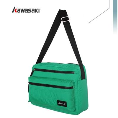 KAWASAKI多功能平板大橫流行側包