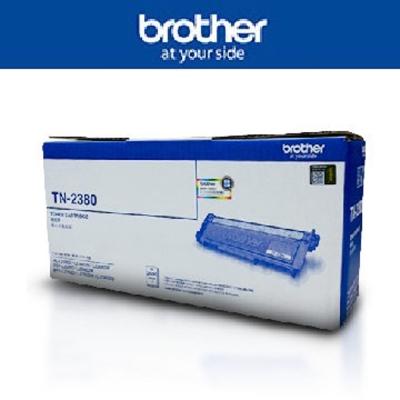 【福利品】Brother TN-2380 原廠高容量黑色碳粉匣