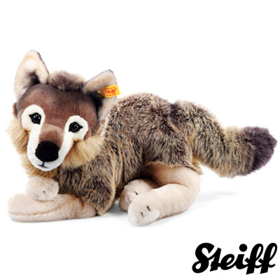 STEIFF德國金耳釦泰迪熊 - Snorry Dangling Wolf (40cm)