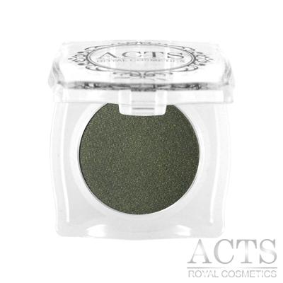 ACTS維詩彩妝 細緻珠光眼影 煙燻墨綠B312