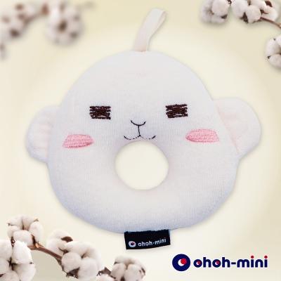 【ohoh-mini 孕婦裝】有機棉大頭猴安撫玩具