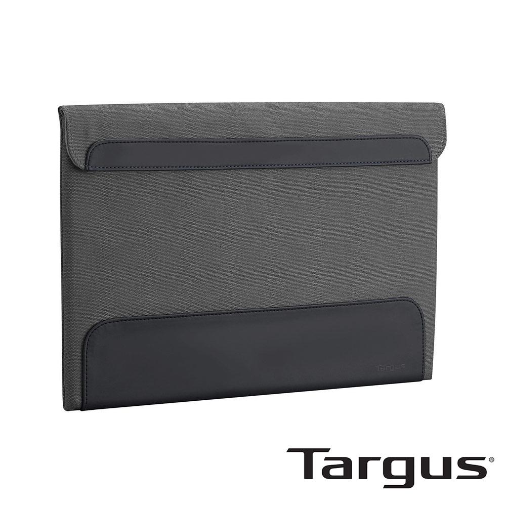 Targus Ultrabook 13.3 吋超薄帆布內袋-炭灰