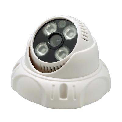監視器攝影機 - CHICHIAU AHD 720P SONY 130萬畫素四陣列燈半球型夜視