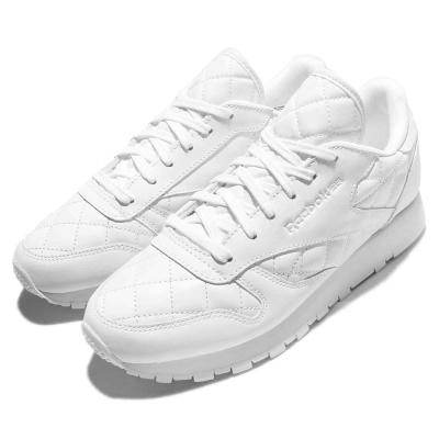 休閒鞋 Reebok CL LTHR 流行 女鞋