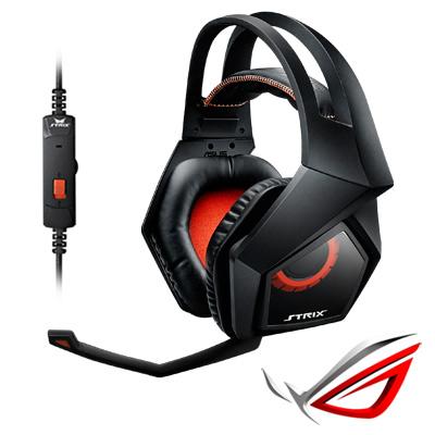 ASUS STRIX 2.0 梟鷹電競耳機麥克風