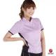 SOFTSUN-吸排抗UV彈性涼感車衣-粉紫