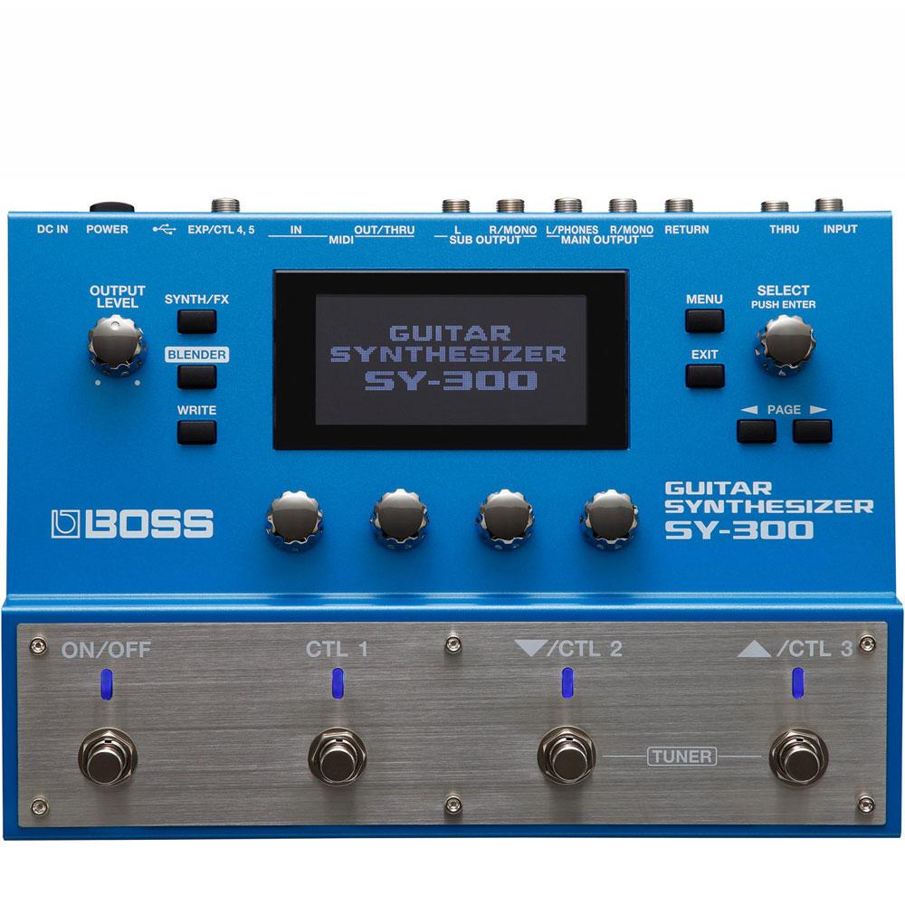 BOSS SY300 吉他合成器