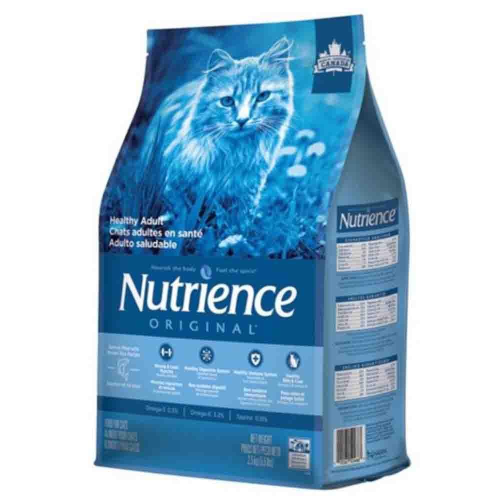 Nutrience紐崔斯 成貓 鮭魚配方 田園糧 2.5KG