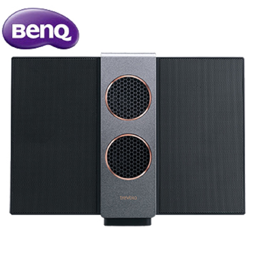 BenQ靜電藍牙揚聲器treVolo (S)