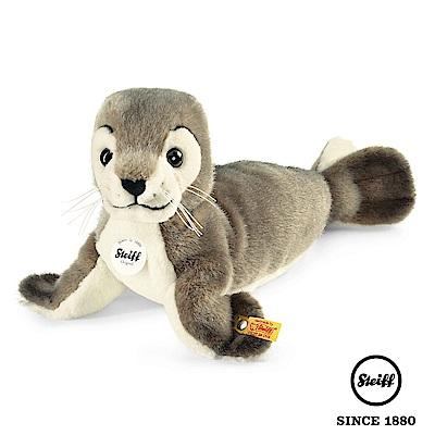 STEIFF德國金耳釦泰迪熊 - 海豹 Robby Seal(動物王國)