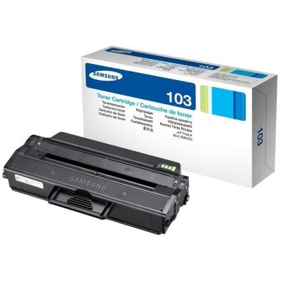【福利品】SAMSUNG MLT-D103L 黑色碳粉匣