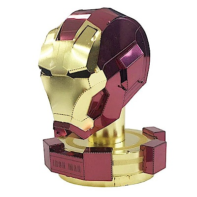 T.Y/金屬拼圖 R-ME-03M 鋼鐵人頭盔