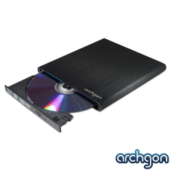 archgon 8X USB3.0外接DVD燒錄機 MD-8107S-(黑色)