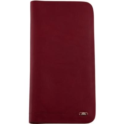 TONY PEROTTI 義大利公牛皮 無車縫系列 護照夾 ( 紅色 )