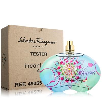 Salvatore Ferragamo 甜心魔力女性淡香水Tester100ml 送針管