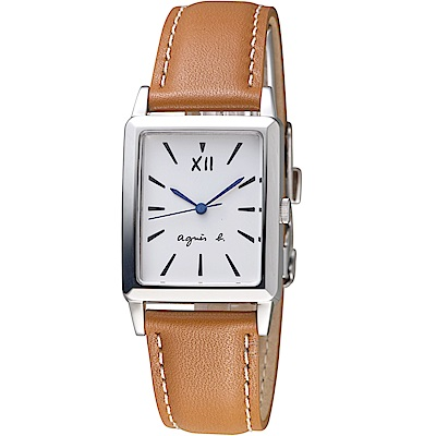 agnes b.生活哲學時尚腕錶(VJ21-KFY0J BH8045X1)