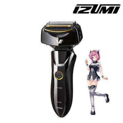 日本IZUMI-Z-Drive頂級新驅動四刀頭電鬍