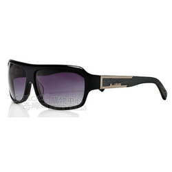 Playboy-時尚太陽眼鏡(PB83020-A)黑色