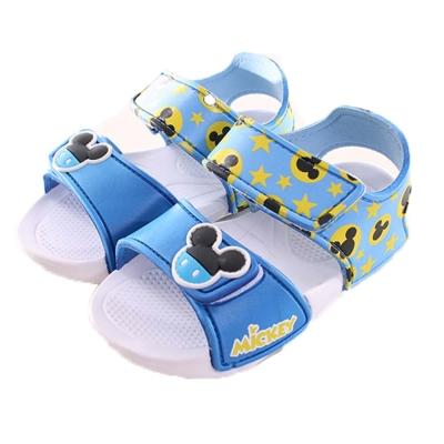 迪士尼米奇輕量涼鞋 藍 sk0004