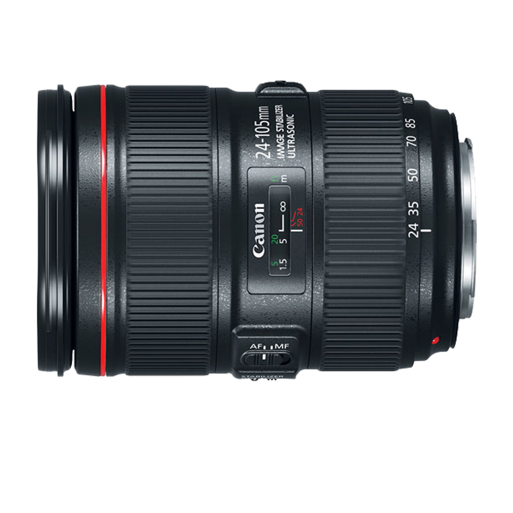 Canon EF 24-105mm f4L IS II USM*(平輸-白盒)