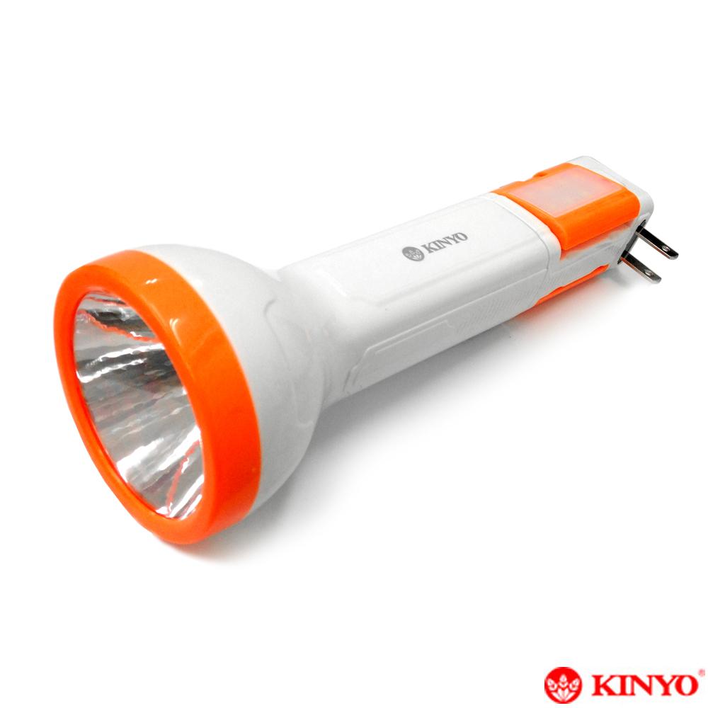 KINYO 多段變身LED手電筒(LED-305)