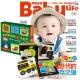 育兒生活 (1年12期) + 新手父母陪寶寶一起成長的遊戲書 (全2套) product thumbnail 1
