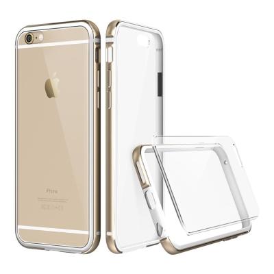 透明殼專家 iphone 6 plus / 6s plus 金屬邊框(手機殼)+...