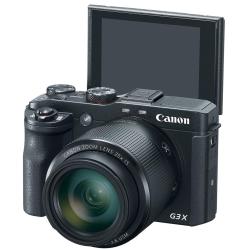 【豪華組A】Canon G3X 高畫質長焦類單眼相機(公司貨)