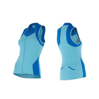 2XU-2017-女用X-VENT-多功能無袖三鐵上衣-WT4373a-藍色