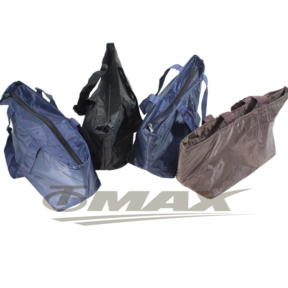 omax精巧攜帶式保溫保冷袋-3入(顏色隨機)
