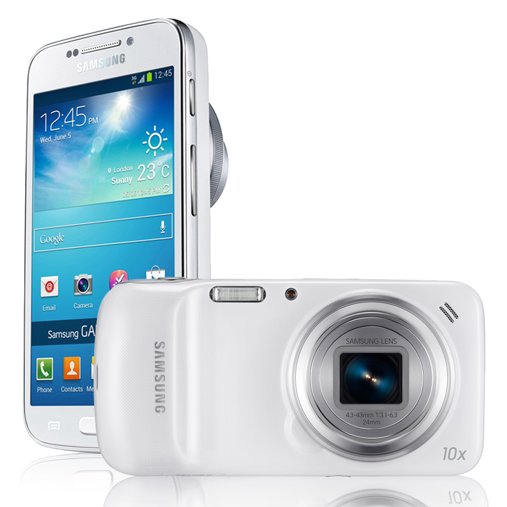 SAMSUNG GALAXY S4 ZOOM  Android相機(公司貨)