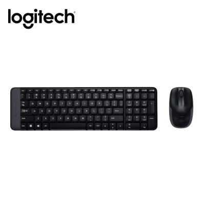 [加價購]羅技 MK220無線鍵盤滑鼠組