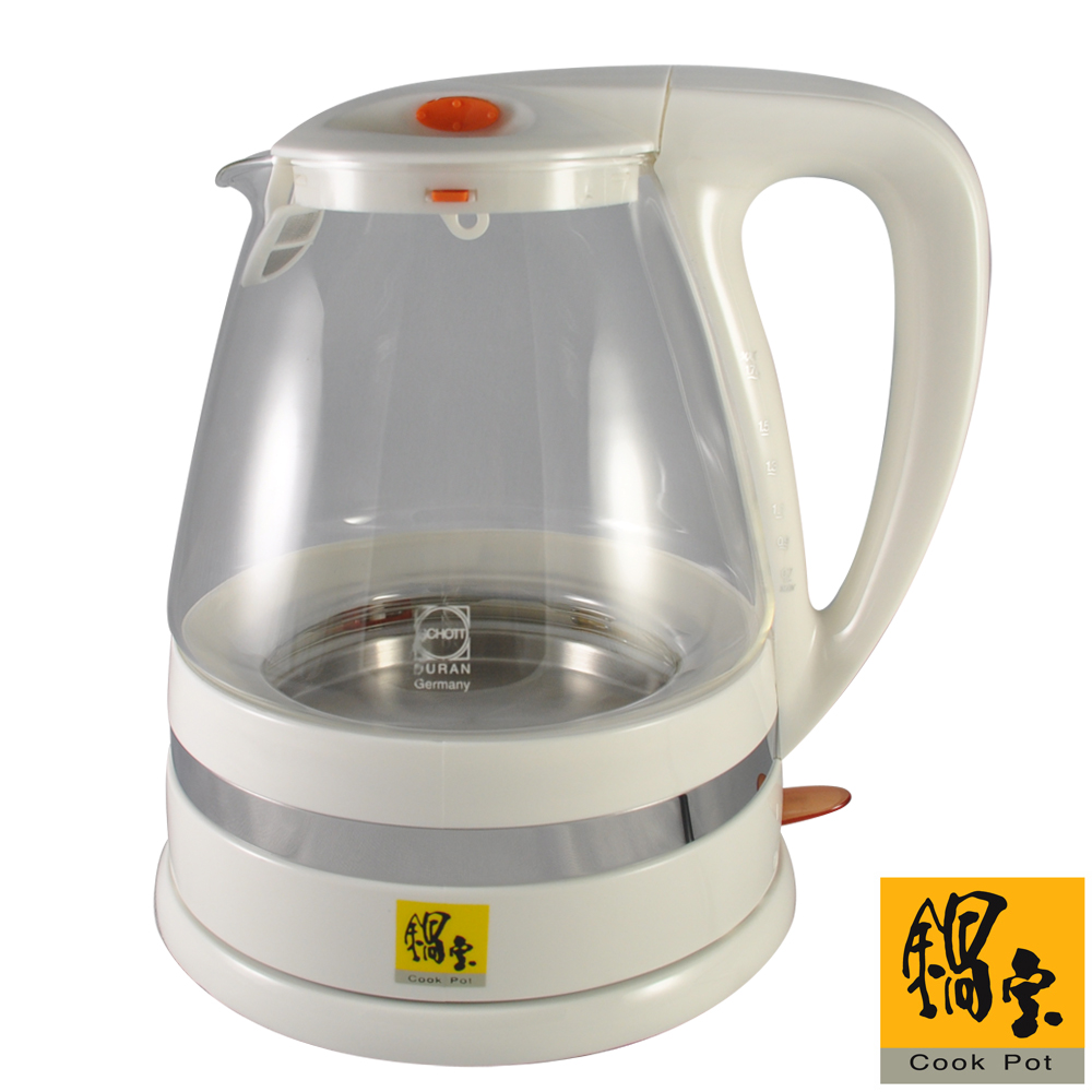 鍋寶1.7L養生快煮壺(KT-1702)